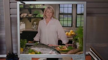 Postmates TV Spot, 'How to Make Grilled Salmon: Gasoline' Featuring Martha Stewart - Thumbnail 1