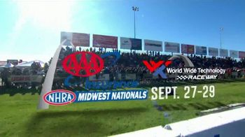 NHRA Mello Yello Drag Racing Series TV Spot, '2019 Midwest Nationals' - Thumbnail 8