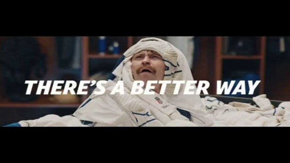 DIRECTV NFL Sunday Ticket TV Commercial, 'Laundry Basket' Featuring Dak Prescott