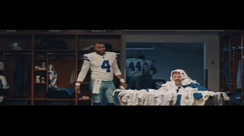 DIRECTV NFL Sunday Ticket TV Spot, 'Laundry Basket' Featuring Dak Prescott - Thumbnail 1