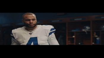 DIRECTV NFL Sunday Ticket TV Spot, 'Laundry Basket' Featuring Dak Prescott - Thumbnail 3