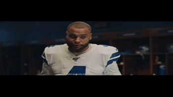 DIRECTV NFL Sunday Ticket TV Spot, 'Laundry Basket' Featuring Dak Prescott - Thumbnail 4