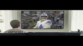 DIRECTV NFL Sunday Ticket TV Spot, 'Laundry Basket' Featuring Dak Prescott - Thumbnail 8