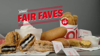 Sonic Drive-In Fair Faves TV Spot, 'Bought These' - Thumbnail 10