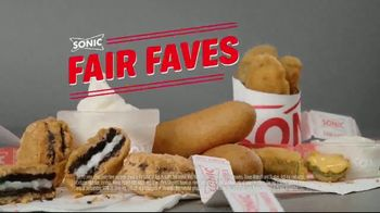Sonic Drive-In Fair Faves TV Spot, 'Bought These' - Thumbnail 9