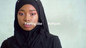 Glossier TV Spot, 'Feeling Like Rafiqah'
