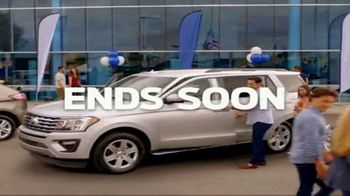 Ford Hurry Up & Save Sales Event TV Spot, 'Too Good to Last' Song by The Black Eyed Peas [T2] - Thumbnail 5
