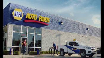 NAPA Auto Parts TV Spot, 'The Legend Auto Battery' - Thumbnail 1