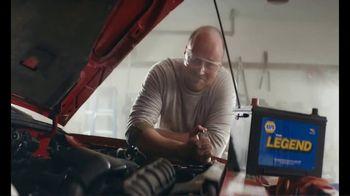 NAPA Auto Parts TV Spot, 'The Legend Auto Battery' - Thumbnail 8