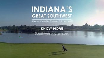 Economic Development Coalition of Southwest Indiana TV Spot, 'You Wouldn't Know This' - Thumbnail 8