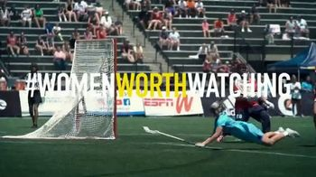 US Open TV Spot, 'Women Worth Watching: Who Inspires You?' Feat. Billie Jean King - Thumbnail 6
