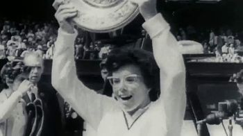 US Open TV Spot, 'Women Worth Watching: Who Inspires You?' Feat. Billie Jean King - Thumbnail 7