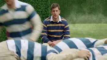 IZOD TV Spot, 'Behind the Scenes' Featuring Colin Jost, Aaron Rodgers - Thumbnail 2