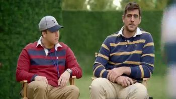 IZOD TV Spot, 'Behind the Scenes' Featuring Colin Jost, Aaron Rodgers - Thumbnail 3