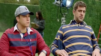 IZOD TV Spot, 'Behind the Scenes' Featuring Colin Jost, Aaron Rodgers - Thumbnail 4