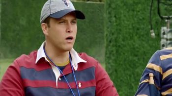 IZOD TV Spot, 'Behind the Scenes' Featuring Colin Jost, Aaron Rodgers - Thumbnail 5