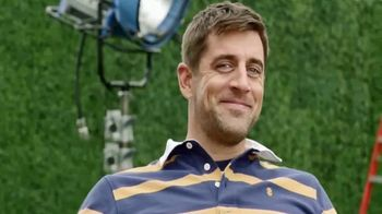 IZOD TV Spot, 'Behind the Scenes' Featuring Colin Jost, Aaron Rodgers - Thumbnail 6