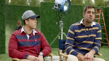 IZOD TV Spot, 'Behind the Scenes' Featuring Colin Jost, Aaron Rodgers - Thumbnail 7