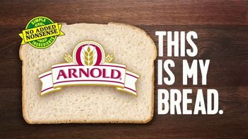 Arnold Country Whole Grains Oatnut Bread TV Spot, 'No Added Nonsense' - Thumbnail 8