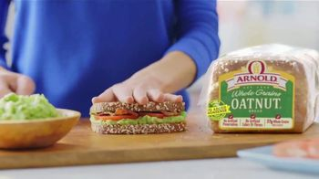 Arnold Country Whole Grains Oatnut Bread TV Spot, 'No Added Nonsense' - Thumbnail 6