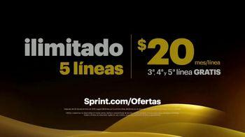Sprint Unlimited TV Spot, '30 días para probarnos' con Los Fantasmas del Caribe [Spanish] - Thumbnail 9