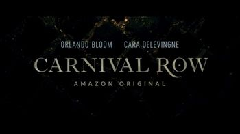 Amazon Prime Video TV Spot, 'Carnival Row: Critical Acclaim Review Safe' - Thumbnail 10