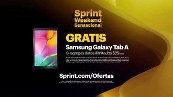 Sprint Weekend Sensacional TV Spot, 'Cambia tu smartphone' con Los Fantasmas del Caribe [Spanish] - Thumbnail 4