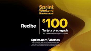 Sprint Weekend Sensacional TV Spot, 'Cambia tu smartphone' con Los Fantasmas del Caribe [Spanish] - Thumbnail 5