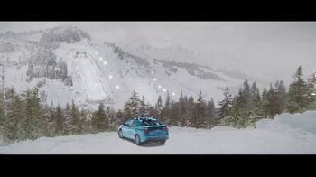 Toyota Prius TV Spot, \'To the Top\' Featuring Chloe Kim [T1]