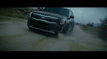 2020 Kia Telluride TV Spot, 'Story: Charge Your Adventure' [T1]
