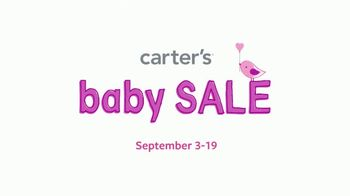 Carter's Baby Sale TV Spot, 'First Moments' - Thumbnail 4