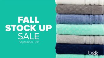 Belk Fall Stock Up Sale TV Spot, 'Jewelry and Game Day Gear' - Thumbnail 2