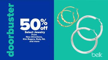 Belk Fall Stock Up Sale TV Spot, 'Jewelry and Game Day Gear' - Thumbnail 3