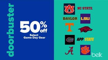 Belk Fall Stock Up Sale TV Spot, 'Jewelry and Game Day Gear' - Thumbnail 4