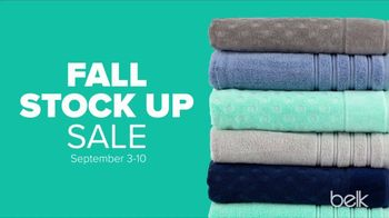 Belk Fall Stock Up Sale TV Spot, 'Sneakers and Kitchen Electrics' - Thumbnail 2