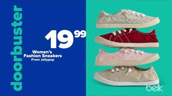 Belk Fall Stock Up Sale TV Spot, 'Sneakers and Kitchen Electrics' - Thumbnail 4