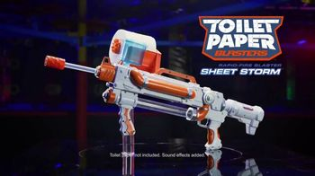 Toilet Paper Blasters Sheet Storm TV Spot, 'Let It Rip' - Thumbnail 3