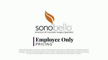Sono Bello Employee Only Pricing TV Spot, 'Celebrating Body Transformations'