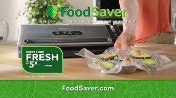 FoodSaver TV Spot, 'Reasons' - Thumbnail 7