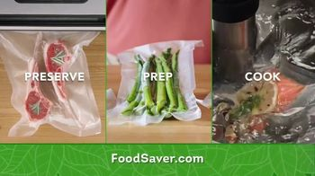 FoodSaver TV Spot, 'Reasons' - Thumbnail 6