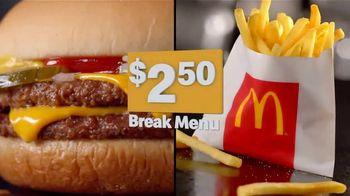 McDonald's Break Menu TV Spot, '250 Reasons: H-Town Traffic' - Thumbnail 5