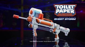Toilet Paper Blasters TV Spot, 'Load the Roll' - Thumbnail 2