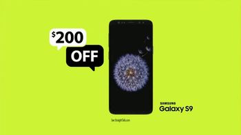 Straight Talk Wireless TV Spot, 'Get Everything for Less: Samsung Galaxy S9' - Thumbnail 9
