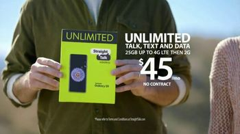 Straight Talk Wireless TV Spot, 'Get Everything for Less: Samsung Galaxy S9' - Thumbnail 7