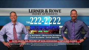 Lerner and Rowe Injury Attorneys TV Spot, 'Car Wrecks Don't Keep Business Hours + Roundup Cases' - Thumbnail 6