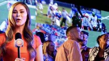 Dave and Buster's Unlimited Wings + $10 Gift Card TV Spot, 'Ready for Football: Game Days' - Thumbnail 7