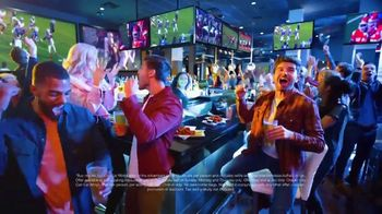 Dave and Buster's Unlimited Wings + $10 Gift Card TV Spot, 'Ready for Football: Game Days' - Thumbnail 5