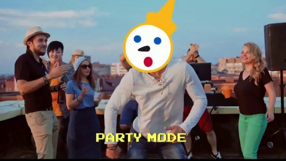Jack in the Box Sauced & Loaded Fries TV Commercial, 'Party Mode'