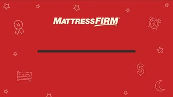 Mattress Firm Labor Day Sale TV Spot, 'Extended: King for a Queen' - Thumbnail 1