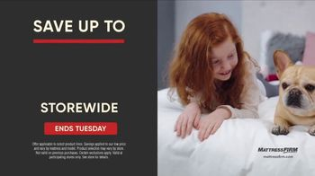 Mattress Firm Labor Day Sale TV Spot, 'Extended: King for a Queen' - Thumbnail 5